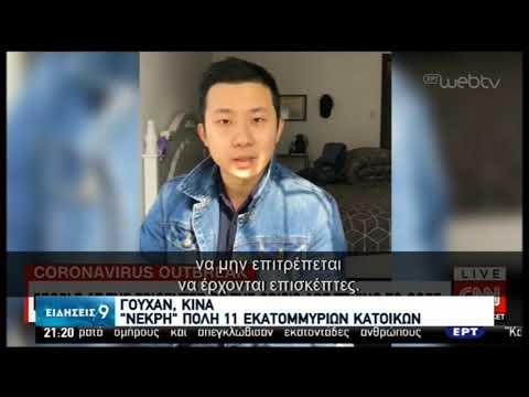 Συναγερμός στη Γαλλία για κρούσματα κορονοϊού-ΠΟΥ: Επικίνδυνη η παραπληροφόρηση | 08/02/2020 | ΕΡΤ