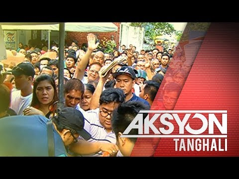 Tanghali Philippine Politics Current Events Sports And