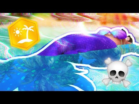 BECOMING A MERMAID (gone wrong) // The Sims 4: Island Living #3