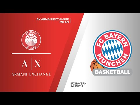 Olimpia Milano vs Bayern München Basketball</a> 2021-05-04