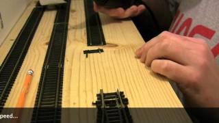 oorail.com   How to cut OO gauge flexible track