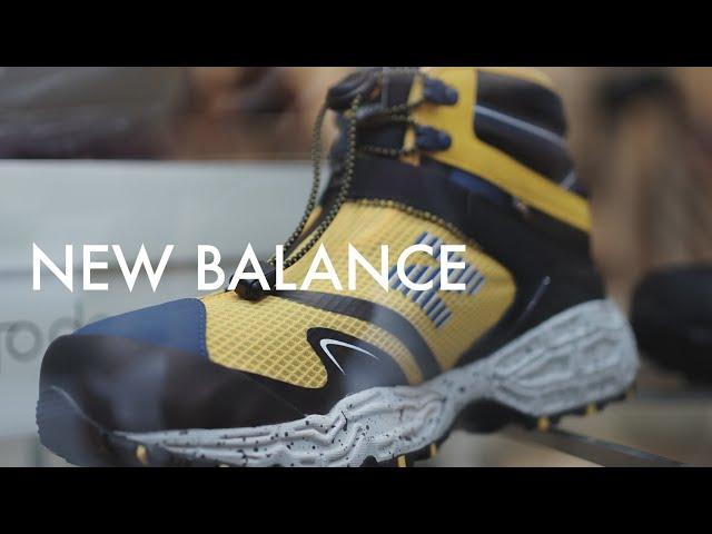 【STAFF解説】期間限定で取り扱いのNew Balance