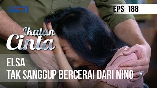 Bocoran Episode Ikatan Cinta Minggu 7 Maret, Elsa dan Nino Pulang dari Pengadilan Agama, Jadi Cerai?