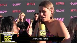 Marianna Palka  | GLOW Premiere | 2017