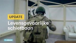 Defensie liet commando's op levensgevaarlijke schi - RTL NIEUWS