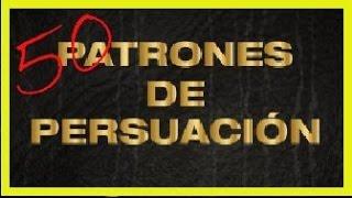 50 Patrones de Persuacion - Audiolibro Voz neutro.