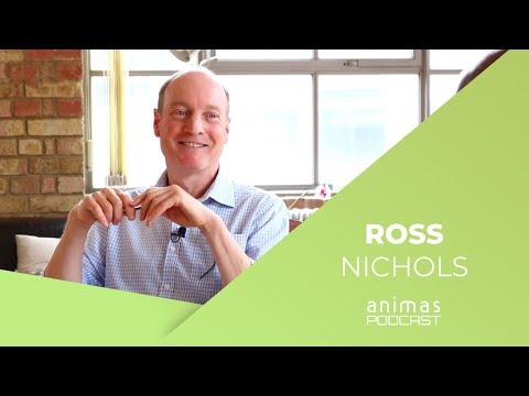 Ross Nichols – Facing Your Shadow Side & Simply being.