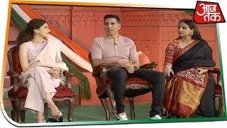 Akshay Kumar ने किया 370 हटाने का सपोर्ट, Taapsee ने कहा- बिना समझे मेरा बोलना कश्मीर के साथ अन्याय