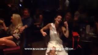Shake Rattle & Roll Dueling Pianos - Video of the Week - Livin On A Prayer!