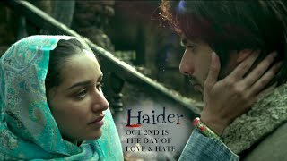 Dailogue Promo 4 - Haider