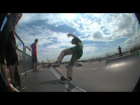 Nickerson Skatepark Montage