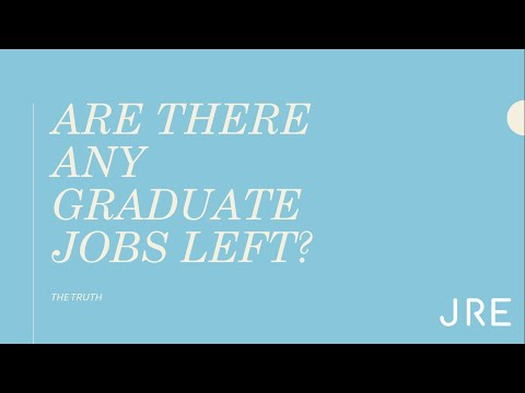 Are there any graduate jobs left?