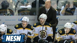 Bruins To Open Season At Columbus