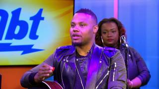 """Todd Dulaney Live Performance of """"The Anthem"""""""