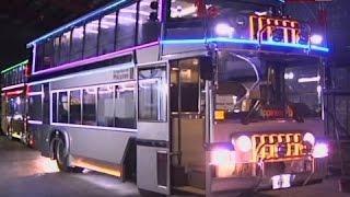 SONA: Double decker jeepney, ginawa ng isang grupo