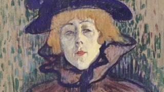 Henri De Toulouse-lautrec - Jane Avril