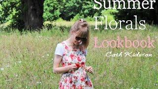 Summer Florals Lookbook June 2016   Cath Kidston   Harriet Pattison