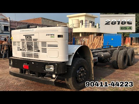 Tata 2818 LPT bs4 SCR 2019 new model full review.#gilltruckbody