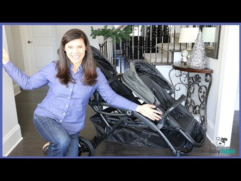 Contours Options Elite Stroller Review