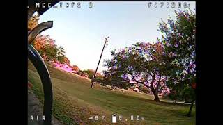 FPV: Tinyhawk Freestyle 2, Morning Flight