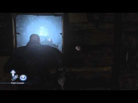 This Resident Evil 6 Gameplay Footage Might Give You Cabin Fever