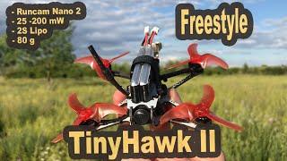 EMAX TinyHawk II Freestyle -  bester FPV Einstieg