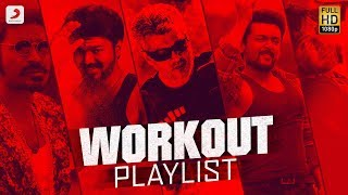 Workout Playlist Jukebox | Tamil Motivational Songs | Tamil Workout Mix | Tamil Songs 2018