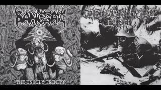 Bangsat & Dehumanized Earth - Split