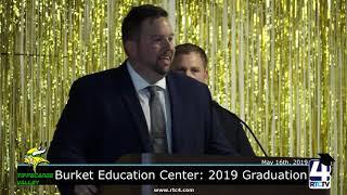 Burket Education Center - 2019 Graduation - 5-16-19