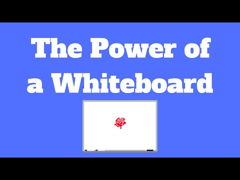 The Power of a Whiteboard