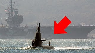 The Swedish Submarine that Sank a US Aircraft Carrier