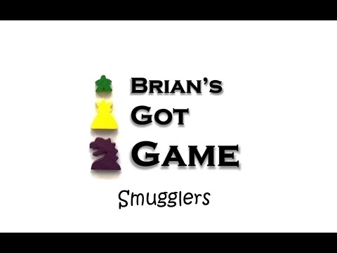 Brian's Got Game - Smugglers Review