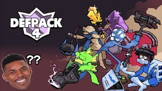 two brazilians and a swede walk into multiplayer - Nuclear Throne Together