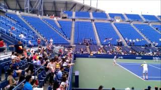 US Open Tennis Tournament, Inside USTA Billie Jean King National Tennis Center