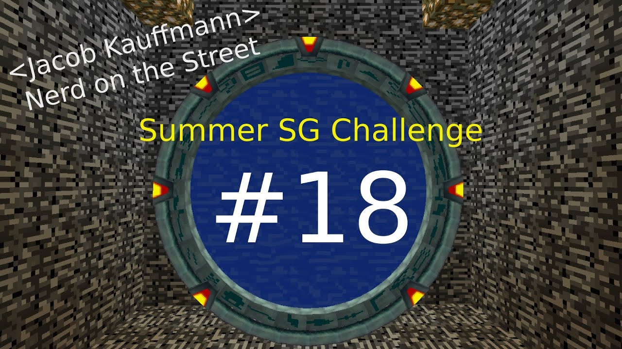 Episode 18 - Summer SG Challenge