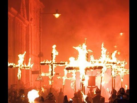 英國花火節 蓋伊福克斯之夜  Guy Fawkes Night