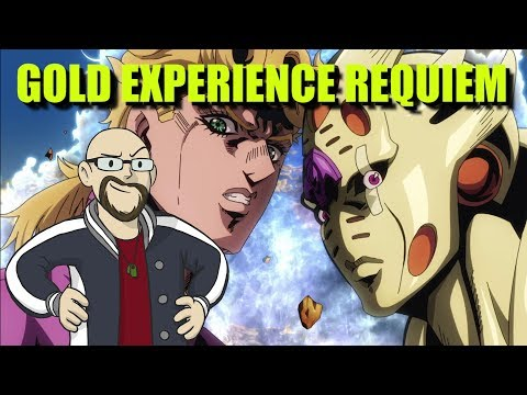 The Birth Of Gold Experience Requiem - JoJo's Bizarre Adventure: Golden Wind Episode 37 Review