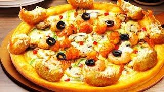 Pizza Crusts That Were Total Weird-Doughs