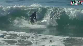 preview picture of video 'Hendaye - Du bon Bodyboard Basque - Euskadi Bodyboard TV'