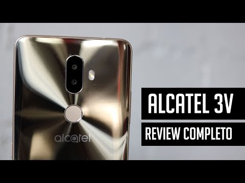 Alcatel 3V: Review en español