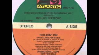 Michael Watford - Holdin On (Instrumental) (1991)