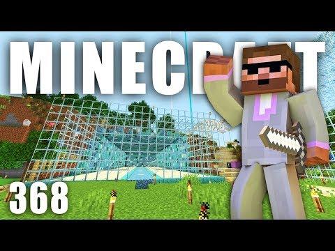 AKVÁRIUM A SKLENĚNÝ TUNEL! | Minecraft Let's Play #368
