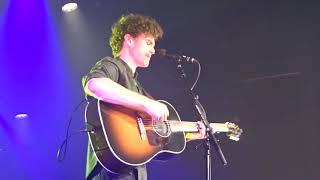 Vance Joy Were Going Home Live At Melkweg Amsterdam 11 March 2018