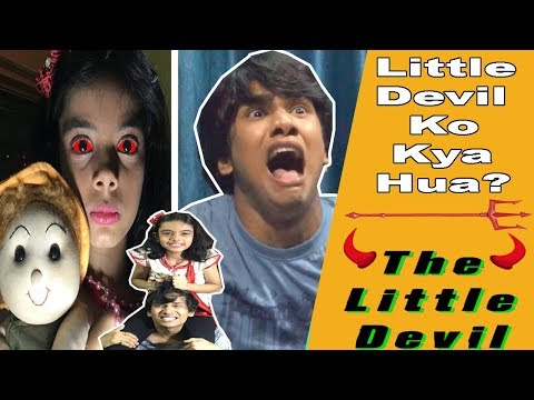 LITTLE DEVIL PART 1| Sshh KOI AAYA HAI | COMEDY VIDEO | ANNOYING COUSIN || MOHAK MEET