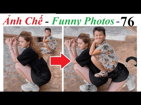 💥Ảnh Chế  – Funny Photos (P 76) 💥Reaction Top Comment, Photoshop Trolls,  Bốc đầu xe