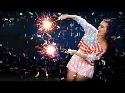 Katy Perry - Fireworks  ||  1 hour extended version