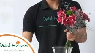 [Flowers TV] 3 Bước đơn Giản để Có Một Bình Hoa đẹp