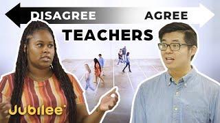 Do All Teachers Think The Same?