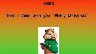 all i want for christmas by theodore from alvin & the chipmunks