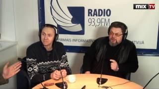 MIX TV: Игорь Мейден и Александр Немировский.